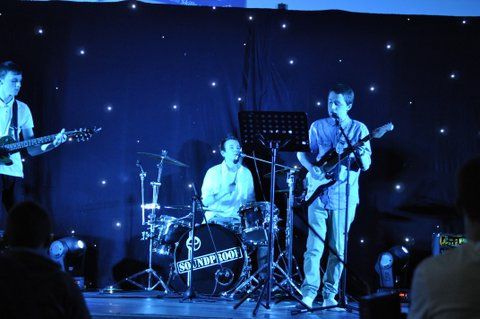 Beneavin's Got Talent 2012