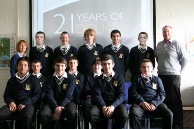 DCU Achievements Awards 2012