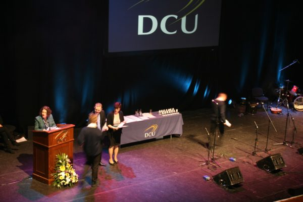 DCU Awards 2013