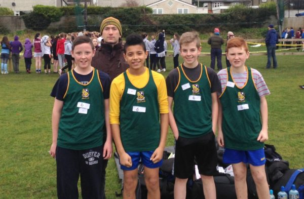 Athletics – Cross Country  2014